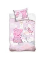 Peppa Pig Peppa Pig Junior Duvet Cover Unicorn Dream