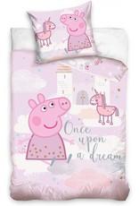 Peppa Pig Peppa Pig Junior Dekbedovertrek Unicorn Dream