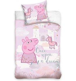 Peppa Pig Junior Dekbedovertrek Unicorn Dream