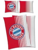 Bayern München Bayern München Duvet Cover Set Red/White
