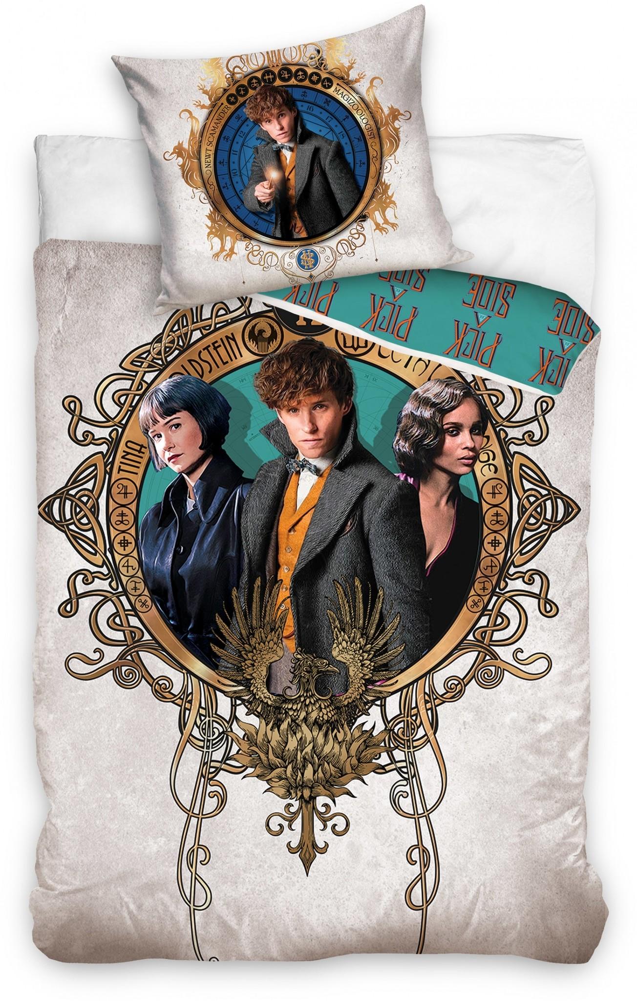 Fantastic Beasts Fantastic Beasts Duvet Cover Set