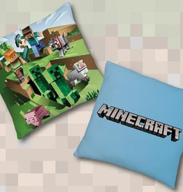 Minecraft Minecraft Cushion Battle