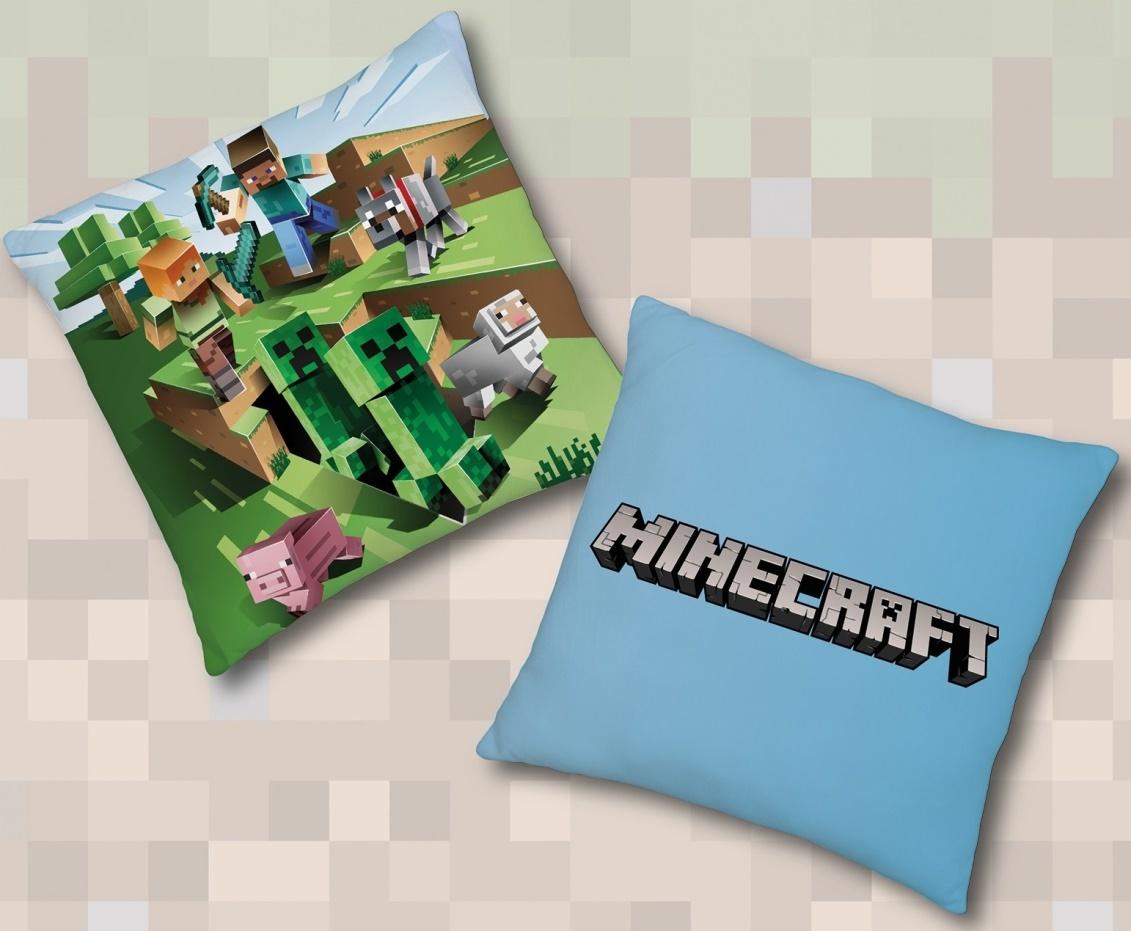 Minecraft Minecraft Kussen Battle
