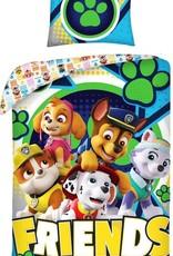 Nickelodeon Paw Patrol  Paw Patrol Duvet Cover Friends