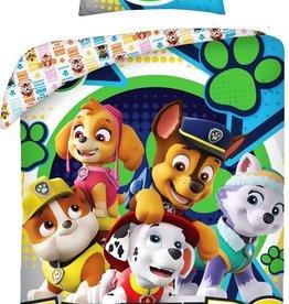 Nickelodeon Paw Patrol  Paw Patrol Dekbedovertrek Friends