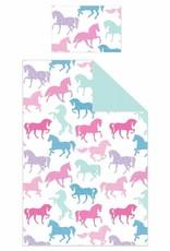 CharactersMania Pony Horses Duvet Cover Set