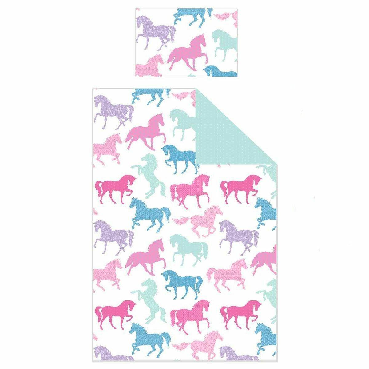CharactersMania Pony Paarden Dekbedovertrek