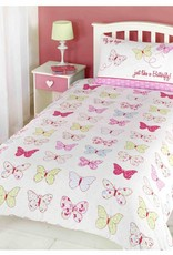 CharactersMania Butterfly Duvet Cover Fly Up High