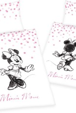 Disney Minnie Mouse Dekbedovertrek Confetti