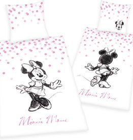 Disney Minnie Mouse Duvet Cover Set Confetti