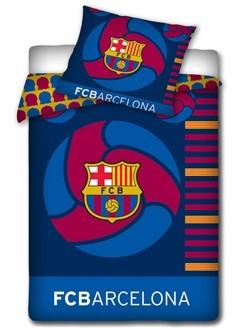 Barcelona Dekbedovertrek 140x200 Katoen FCB02011