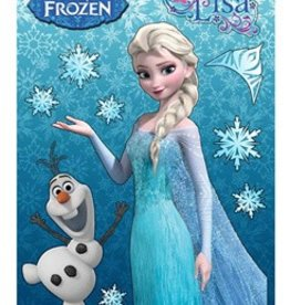 Frozen Stickers Elsa 8033675317755