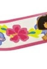 Nickelodeon Dora Behangrand Bloemmetjes