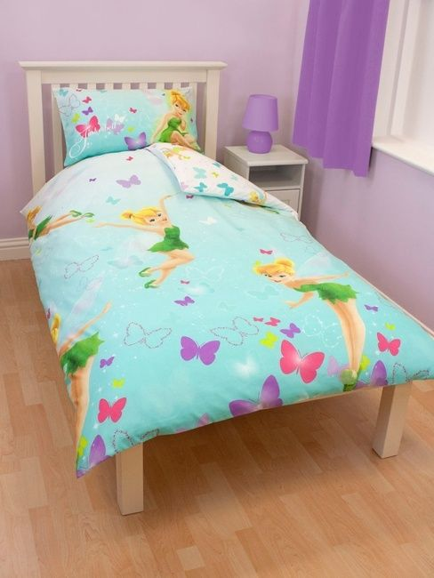 Disney Fairies Tinkerbell Dekbedovertrek Tinker Bell DF04020