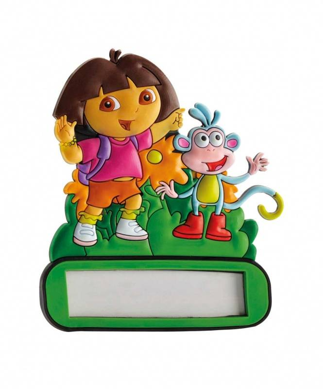 Dora Foam Naambord DE04137G