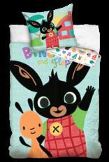 Bing Bunny Bing Bunny Dekbedovertrek Floppy