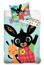 Bing Bunny  Bing Bunny Single Duvet Cover Set