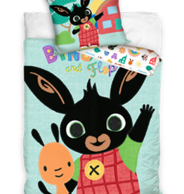 Bing Bunny Bing Bunny Single Duvet Cover Set