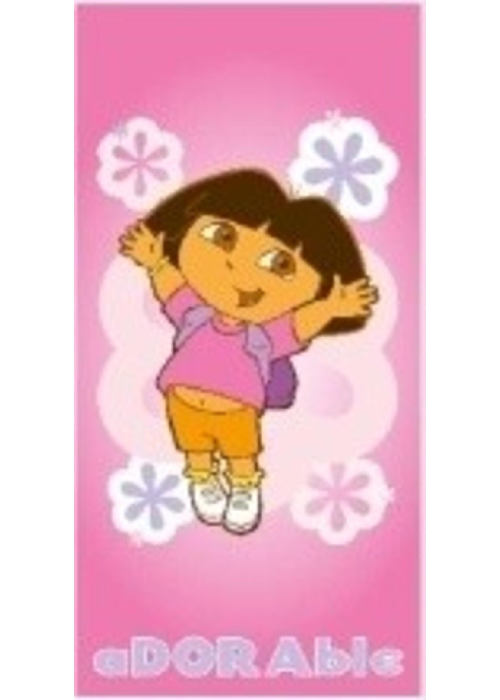 Dora Handdoek Adorable DE04124-Adorable