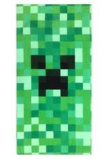Minecraft Minecraft Handdoek Badlaken Creeper