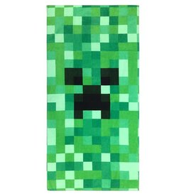 Minecraft Minecraft Towel 140x70cm 100%Cotton Creeper