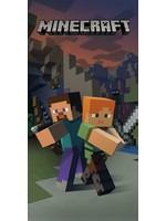 Minecraft Handdoek Good Guys