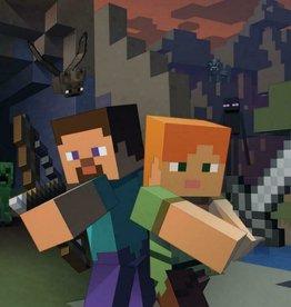 Minecraft Minecraft Handdoek Good Guys