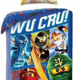 Lego Ninjago Dekbedovertrek Wu Cru