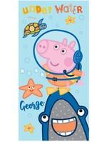 Peppa Pig Peppa Pig BEach Towel Underwater