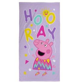 Peppa Pig Handdoek Hooray