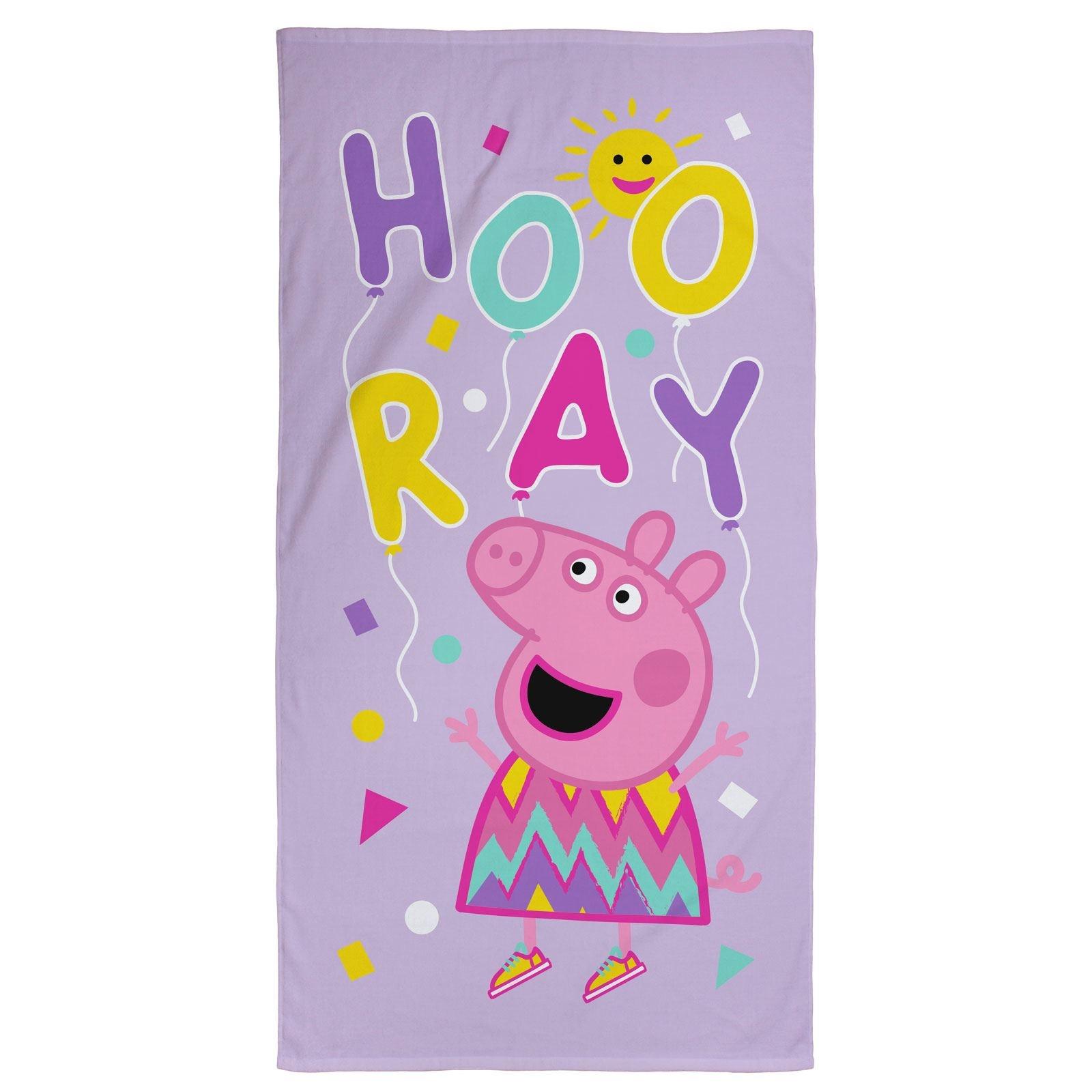 Peppa Pig Peppa Pig Handdoek Hooray
