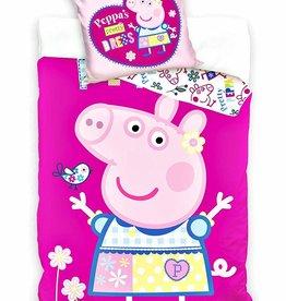 Peppa Pig Dekbedovertrek Pretty