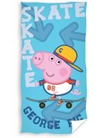 Peppa Pig Peppa Pig Handdoek Skater George