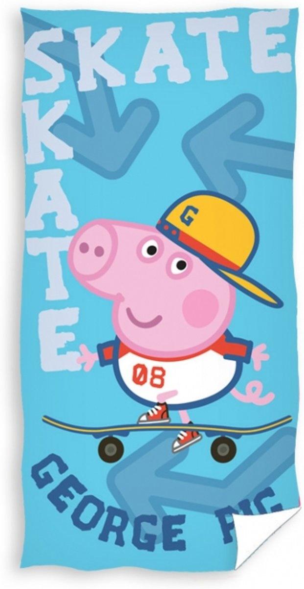Peppa Pig Handdoek Skater George