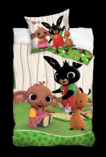 Bing Bunny Dekbedovertrek Friends