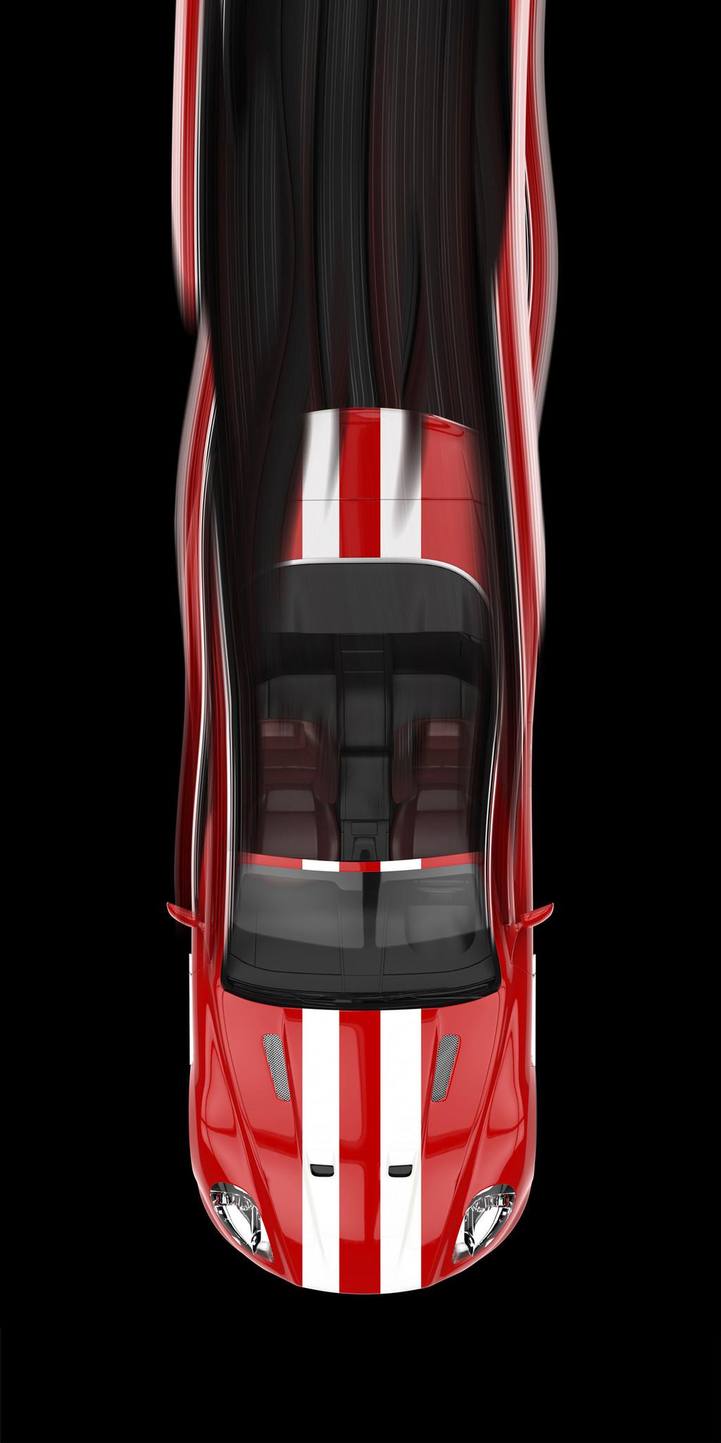 Ferrari Handdoek
