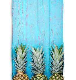CharactersMania Pineapple Bath Towel