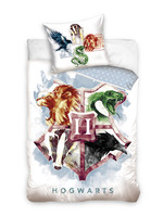 Warner Bros Harry Potter Duvet Cover Set Wizarding World