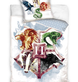 Warner Bros Harry Potter Duvet Cover Set Wizarding World
