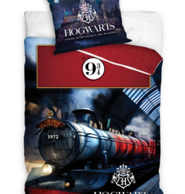 Harry Potter Dekbedovertrek Platform 9 3/4