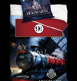 Warner Bros Harry Potter Dekbedovertrek Platform 9 3/4