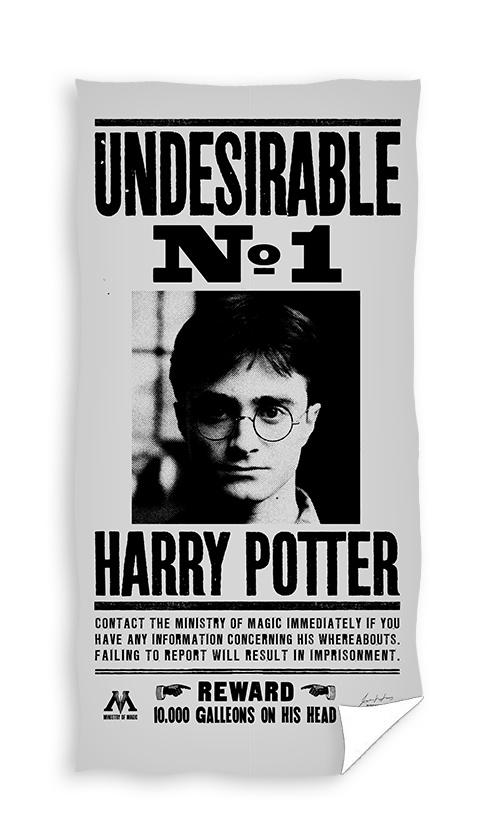 Harry Potter Handdoek Badlaken