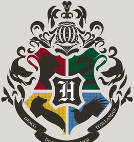 Warner Bros Harry Potter Handdoek Alumni