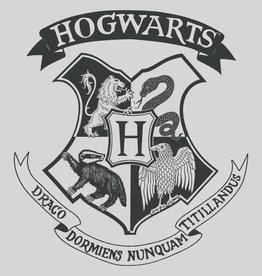 Warner Bros Harry Potter Hand Towel Logo