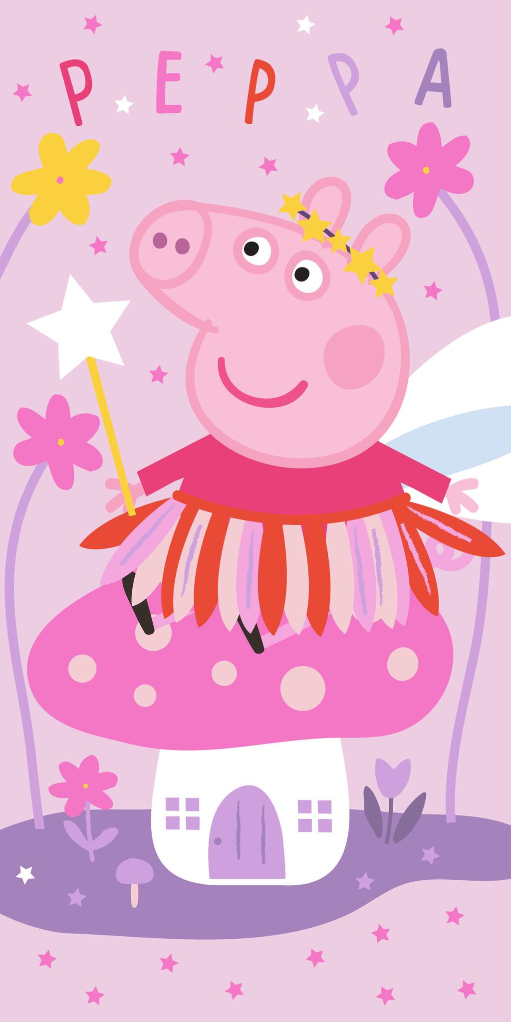Peppa Pig Handdoek Fee