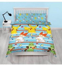 Pokémon Pokemon Doubkle Duvet Cover Set Polyester