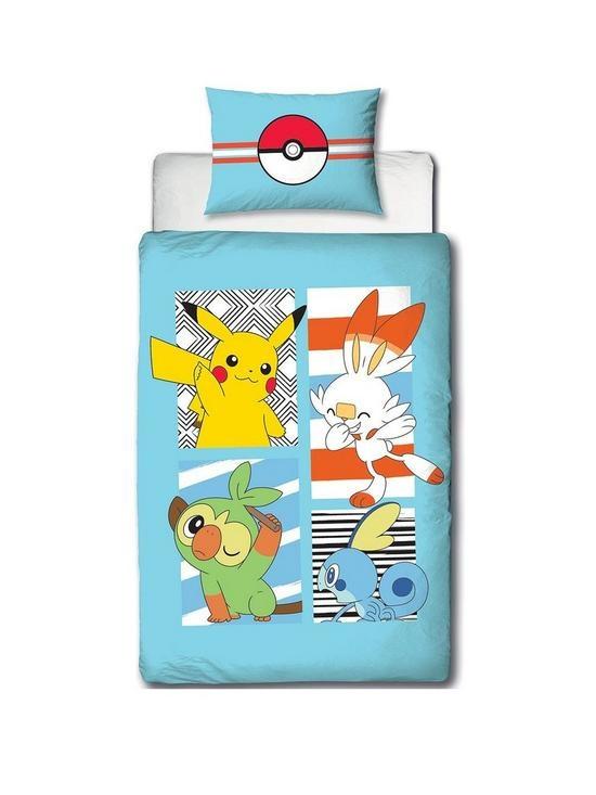 Pokémon Pokémon Dekbedovertrek