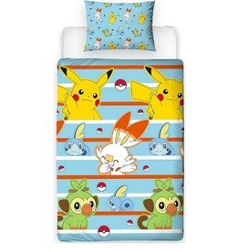 Pokémon Pokemon Duvet Cover Set Jump