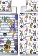 Peter Rabbit Pieter Konijn Dekbedovertrek Avontuur