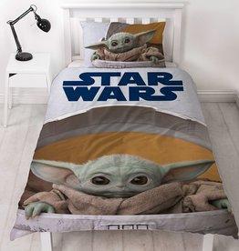 Star Wars Star Wars Baby Yoda Dekbedovertrek